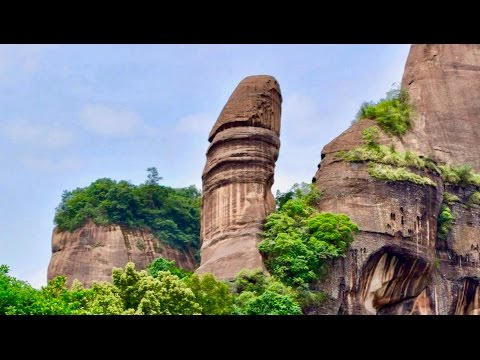 China's Most Bizarre Tourist Destination
