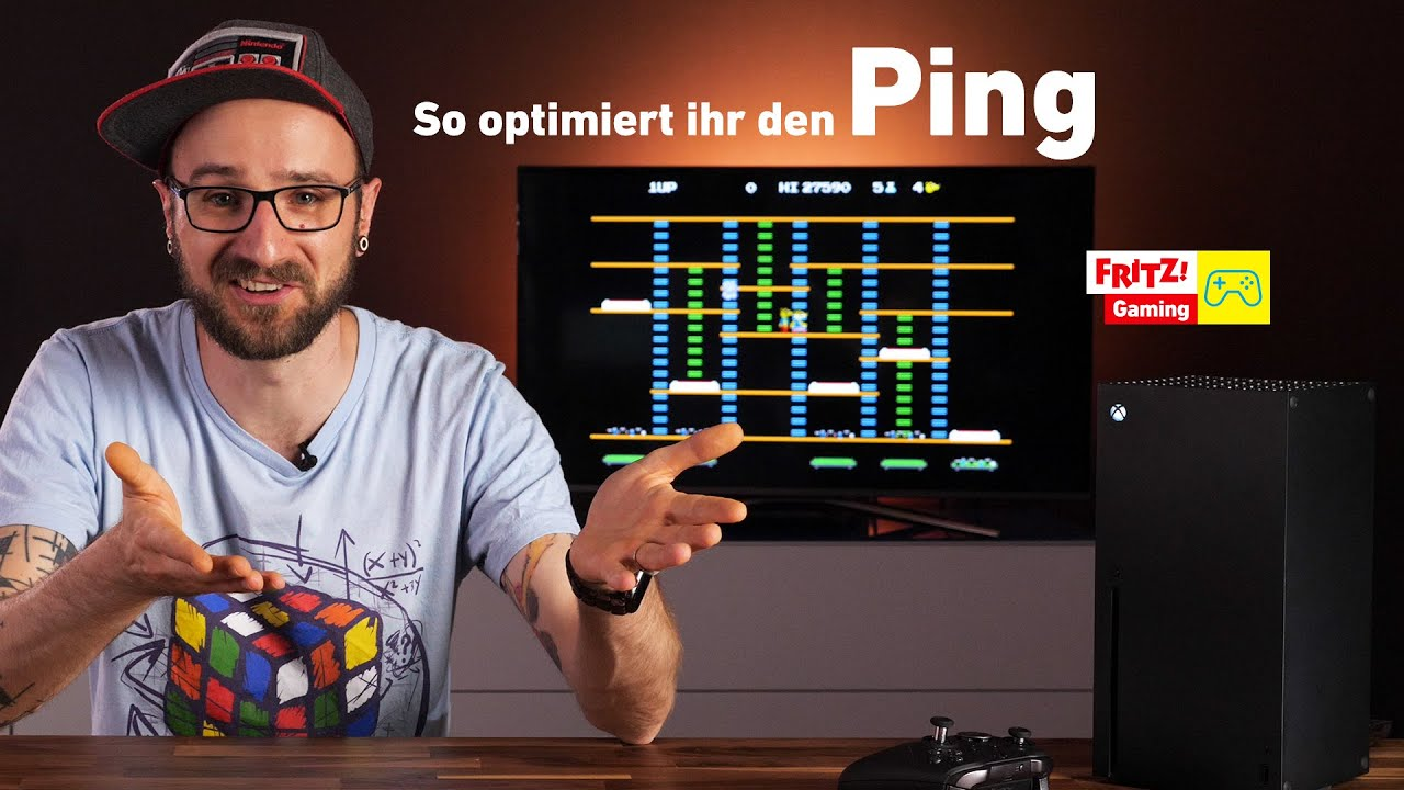So optimiert ihr den Ping   FRITZ! Gaming 02