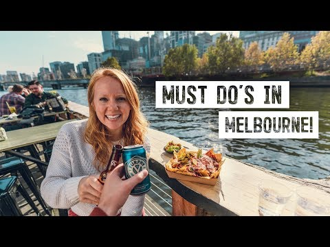 The PERFECT 24 Hours In MELBOURNE! - Laneways, Brunch, St Kilda Penguins & MORE! (Melbourne Guide)