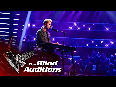 Julius Cowdrey's 'Take Me Home' | Blind Auditions | The Voice UK 2020