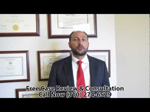 Los Angeles Criminal Defense Attorney - Call Now (310) 274-6529