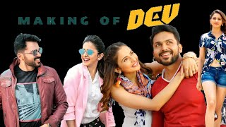 Karthi's Dev Movie Making Video | , Rakul Preet  | Rajath Ravishankar