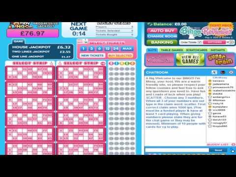 Tidy Bingo - Video Review by BingoReviewer