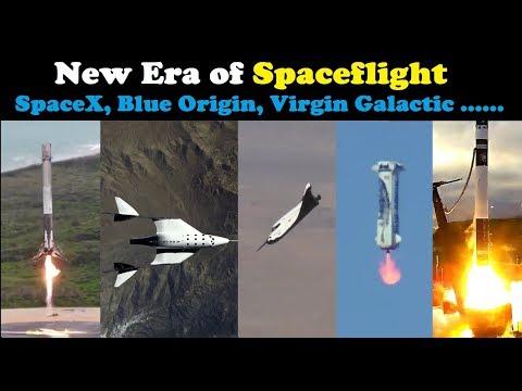 The New SpaceFlight Era (Video Mix)
