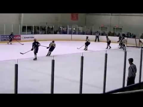 Tommy Mason -Salesianum School Varsity Hockey 2013 compliatiion