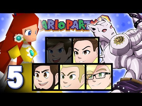 Mario Party 3: Controller Broke - EPISODE 5 - Friends Without Benefits