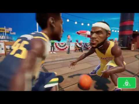 NBA 2K Playgrounds 2 - Video
