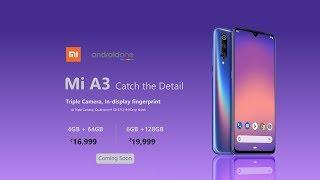 Xiaomi Mi A3 - Catch the Details