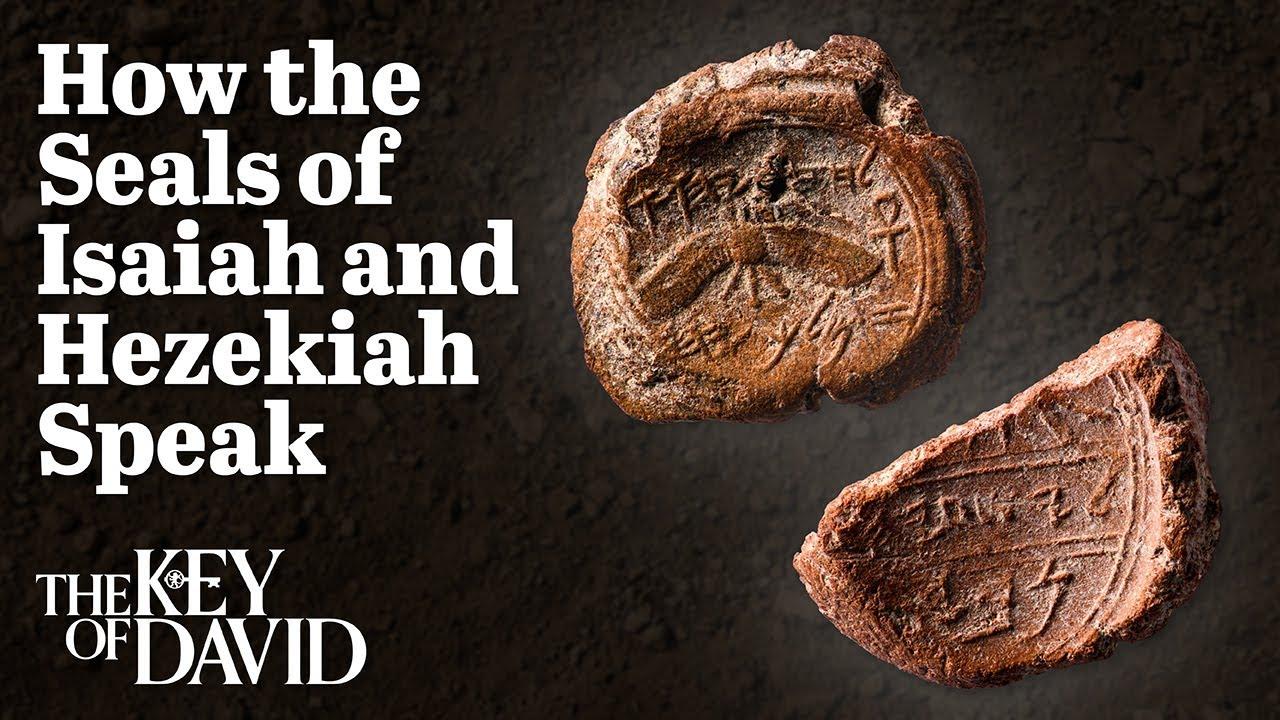 Image result for seaks isaiah hezekiah