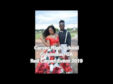 Carver H.S. Columbus, GA Prom 2019