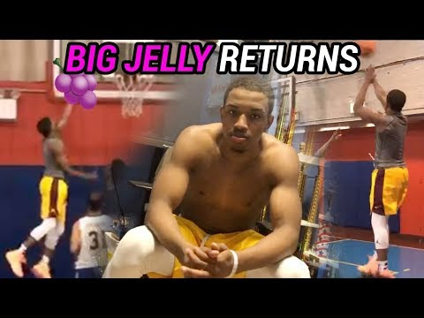 JELLYFAM's Isaiah Washington Returns To NYC! s Off COLLEGE GAME At Milbank