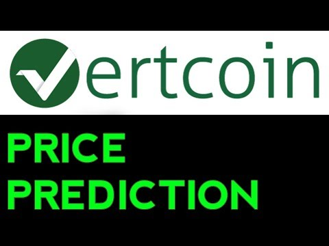 Vertcoin Price Prediction, Analysis and Forecast (2017-2022
