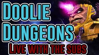 Doolie Dungeons - With Subscribers!! | Marvel Contest of Champions