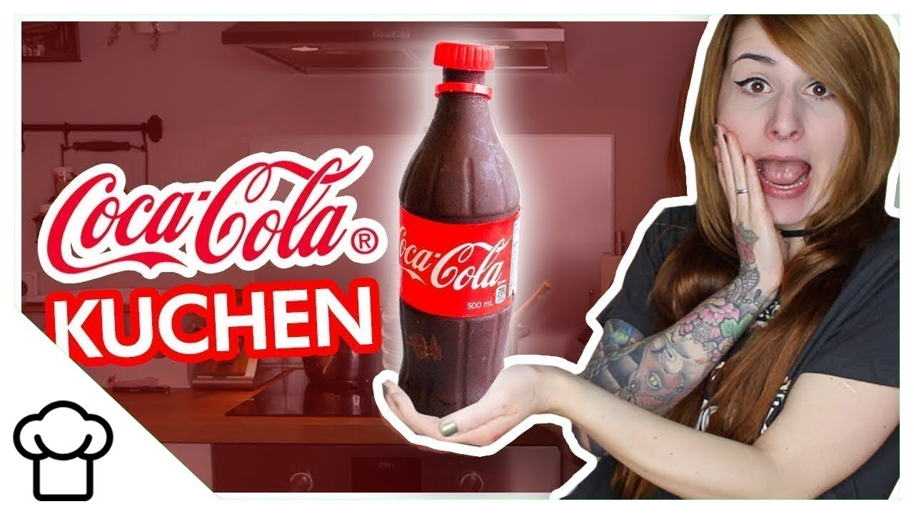 Coca Cola Flaschen Torte Kupferfuchs Kuchenchaos Youtube
