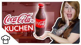 Coca Cola Flaschen Torte // Kupferfuchs KüchenChaos