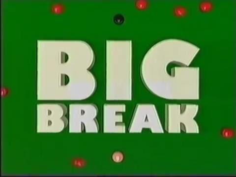 Big Break - Series 7 Episode 26 - 13th February 1996