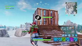 THIS IS HARD WHEN YOUR MIC IS NOT WORKING :( (Fortnite Battle Royale)