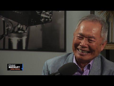 Frank Buckley Interviews: George Takei