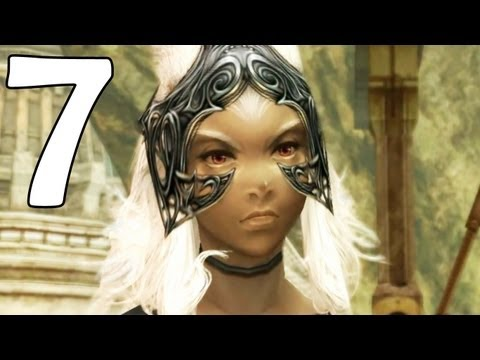 Final Fantasy XII Movie Version - Part 7 - The Viera & Mount Bur-Omisace 1080p