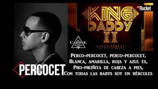 Percocet  Letra  Y canción ♥ Daddy  Yankee ♥