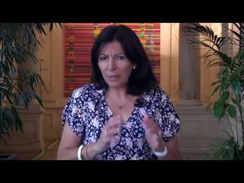 Anne Hidalgo, alcaldesa de París, sobre los presupuestos participativos