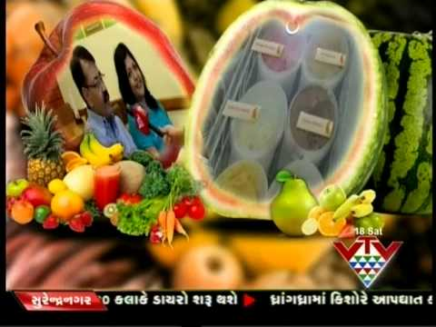 Alfresco Fruit Bar & Cafe in a Special Coverage on VTV's YUVA