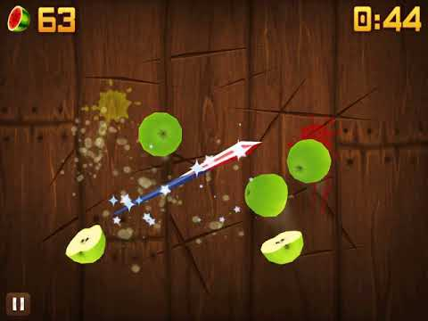 Fruit Ninja | Level 1-5 | Game Play Review