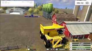 Farming Simulator 2013 Mods - Cat 797 Mining truck