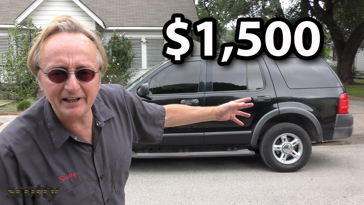If You Don't Have This Cheap SUV You're Stupid