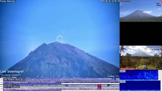 15/6/2019 - Mt Agung TimeLapse