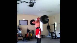 C & J 100kg 11/5/14