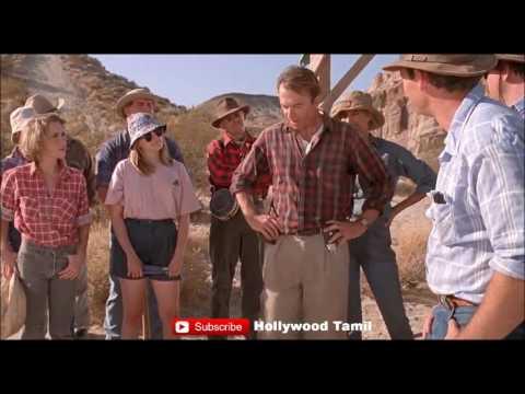 [தமிழ்] Jurassic Park (1993) Sam Neill Explain About Dinosaur In Tamil   Super Scene   HD 720p