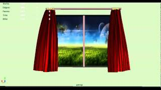 curtain High quality and size