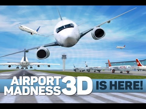 Airport Madness 3D at High Speed