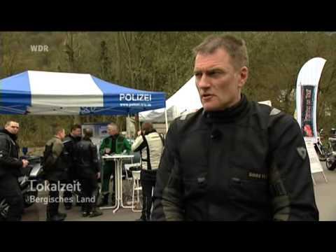Lokalzeit Bergisches Land Undercover gegen Motorrad-Raser