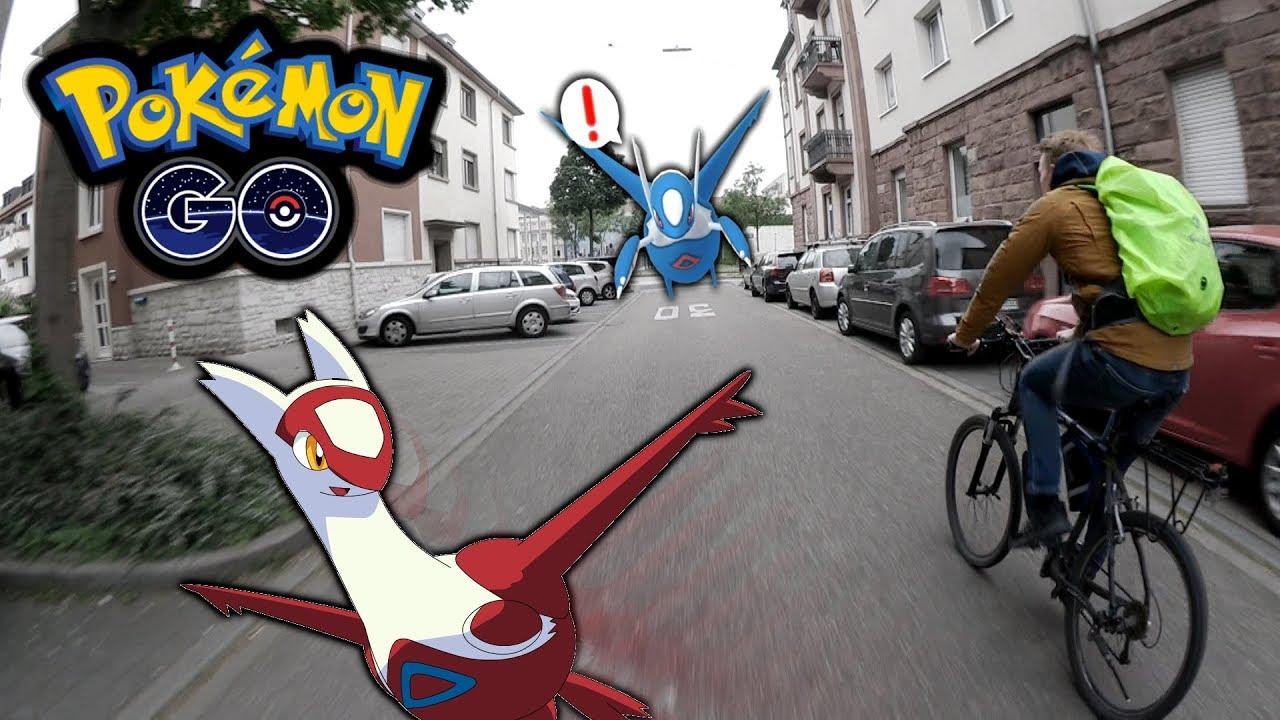 50+ legendäre Raids mit Fahrrad an einem Tag?! | Pokémon GO Wafu Experiment