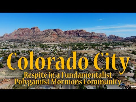 S01.E05 - Colorado City, Respite in a Fundamentalist Polygamist Mormons Community  / Bike touring