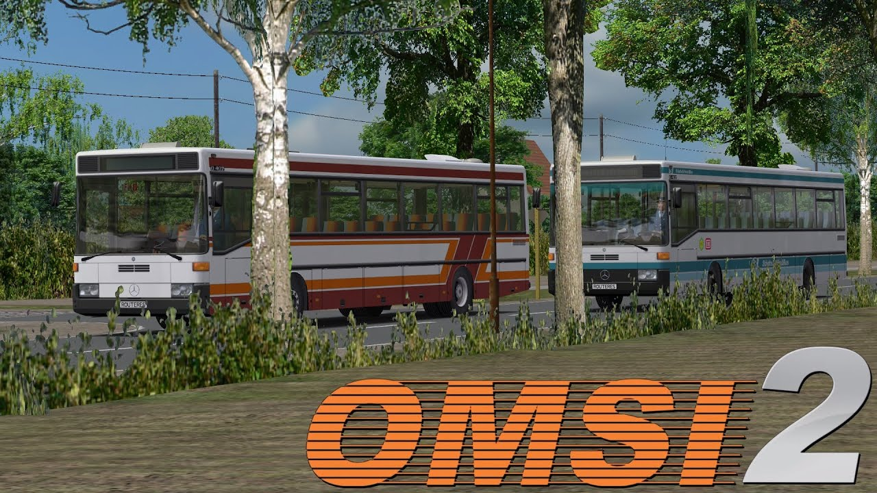 OMSI 2 - Mercedes-Benz O407