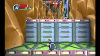 I-Ninja - Robot Beach (1/12) - Eye Ninja (1/3) (XBOX)