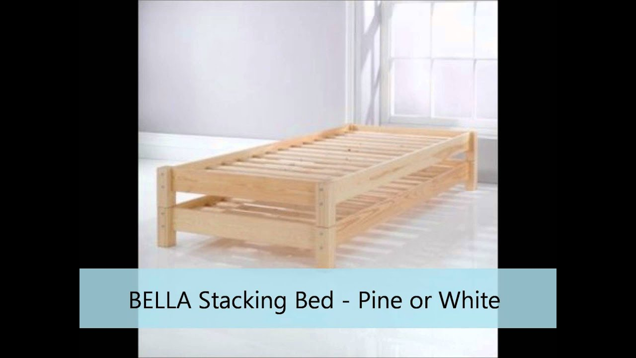 Stackable Twin Beds Bella Stacking Bed Free Delivery