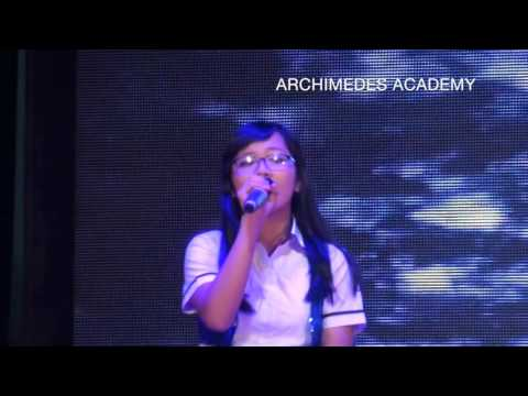 """ARCHIMEDES ACADEMY - """"One day"""" (Liên hoan hát tiếng Anh)"""