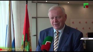 Делегация Правительства ЧР посетила особую экономическую зону в Липецкой области