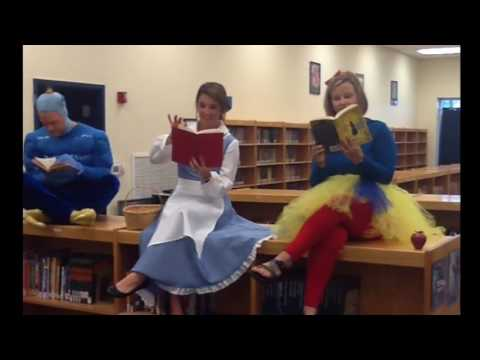 2017 - 2018 Carpenters Middle School Reading Rocks Video!