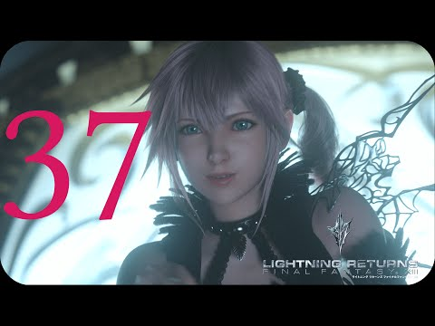 [ Lightning Returns : Final Fantasy XIII ] Guía 100% Español - Parte 37 FINAL Bhunivelze