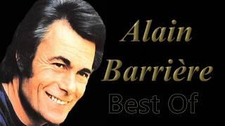 Alain Barrière Best of 2017 - Alain Barrière Les Plus Belles Chanson