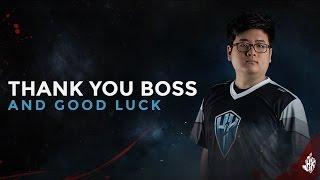 Farewell Boss