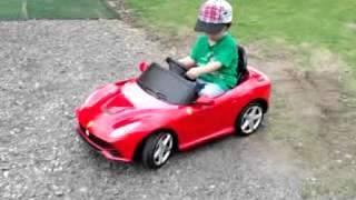 電動 乗用 フェラーリ F12 ベルリネッタ 2