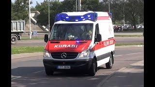 Kiirabi Ambulance Tallinn Estonia