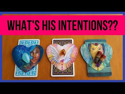 what's-his-intentions??-❤️-*pick-a-card*-love-relationship-tarot-reading-timeless
