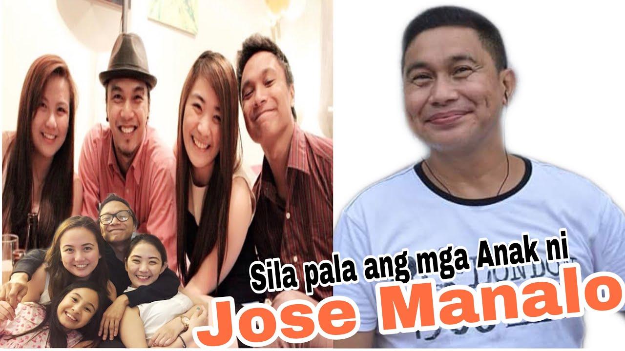 Kilalanin natin ang mga anak Ni Jose Manalo | Jose Manalo Family